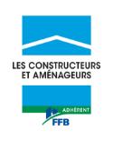 Logo Les Constructeurs et aménageurs