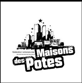 Logo Maisons des Potes