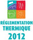 Logo Réglementation thermique 2012