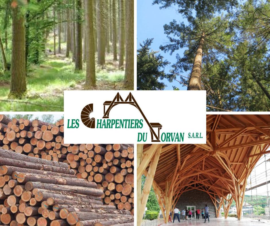 Conception, fabrication et montage de maison ossature bois pour particuliers