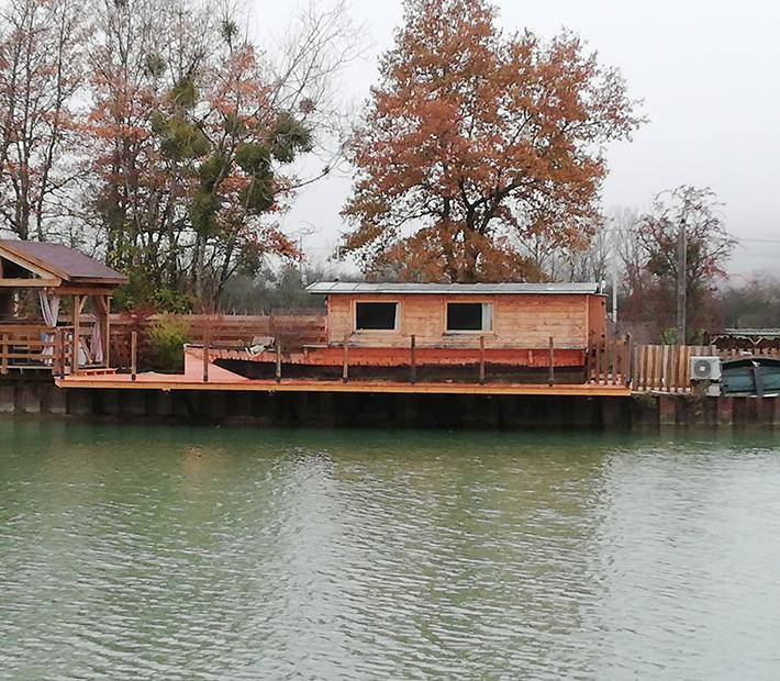 Les Lodges du Canal de Bourgogne